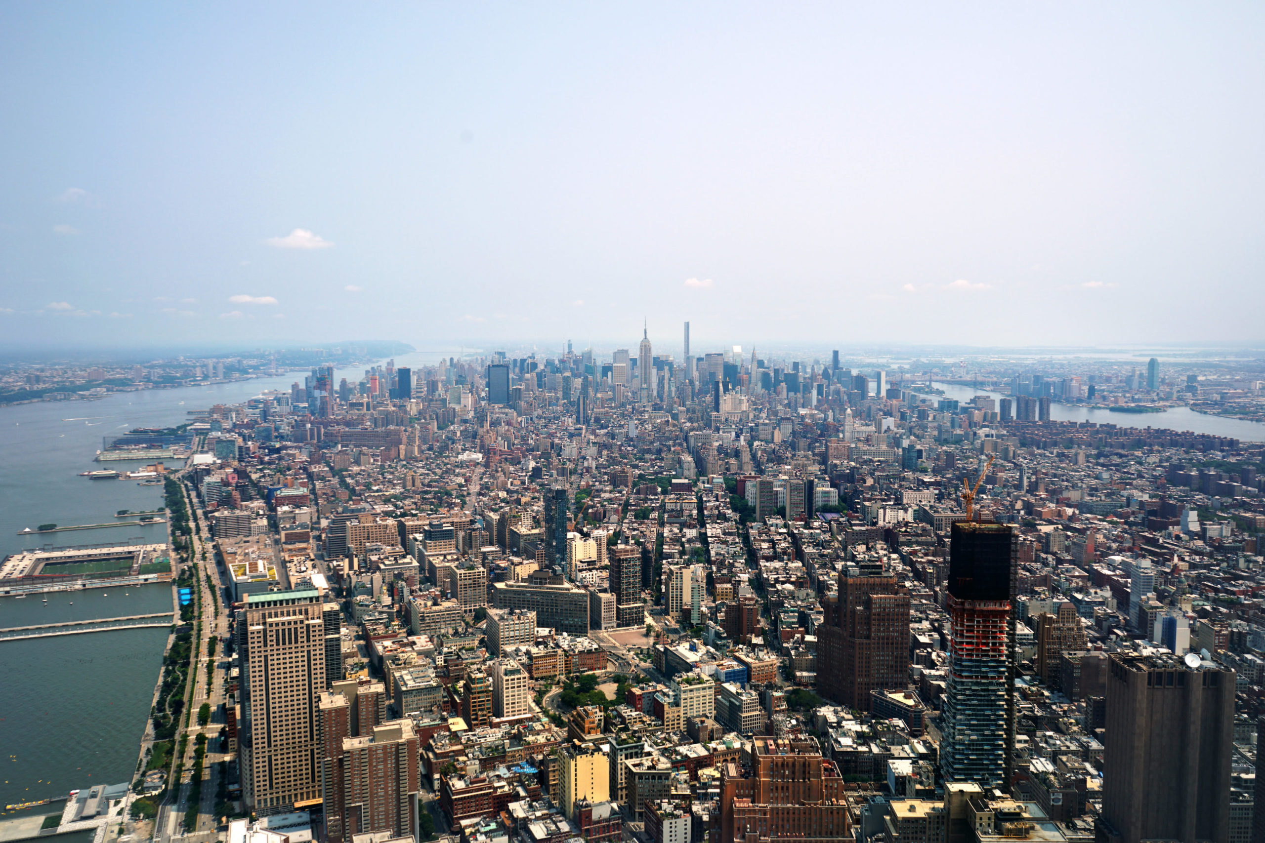 A Snippet of New York