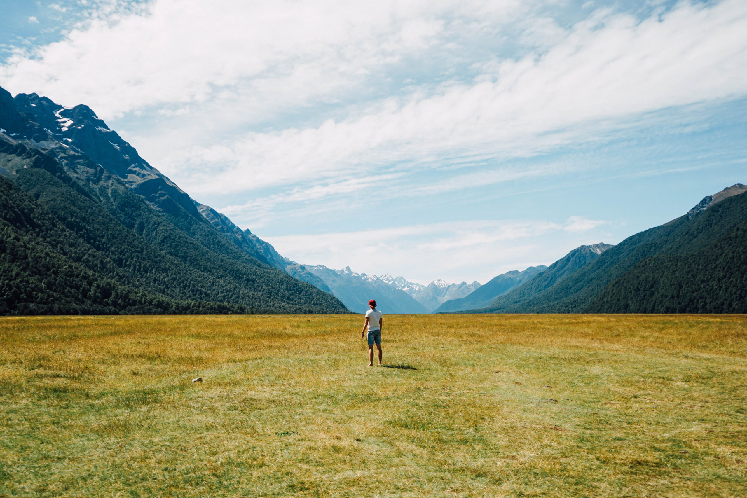 A Backpackers Guide to New Zealand (Part 1)